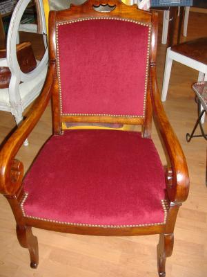Kit pour fauteuil restauration boutique styles et - Cours de restauration de fauteuil ...