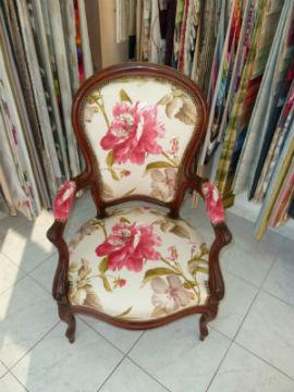 kit pour fauteuil louis philippe boutique styles et. Black Bedroom Furniture Sets. Home Design Ideas